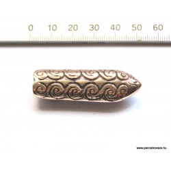 strap end from Novgorod